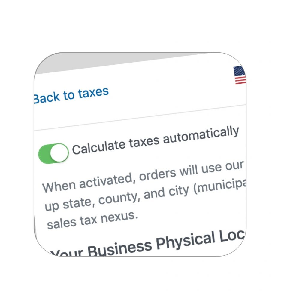 US tax nexus calculations