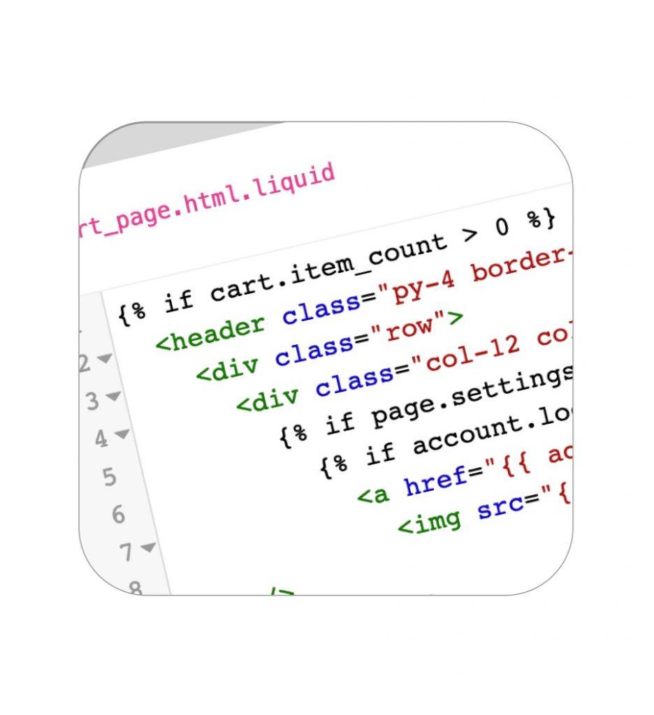 Liquid code